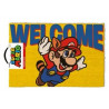 Felpudo coco Super Mario Welcome