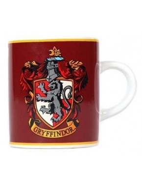 Mini Taza Harry Potter Gryffindor Crest