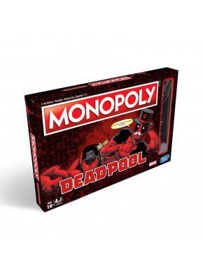 Monopoly Deadpool Edición español