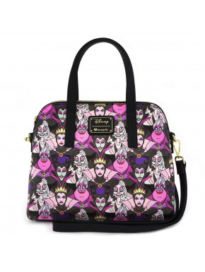Bolso Bandolera Villanas Loungefly Disney Collage
