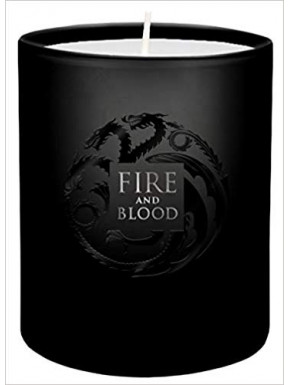 Vela Juego de Tronos Fire and Blood