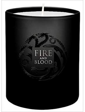 Vela Juego de Tronos Fire and Blood