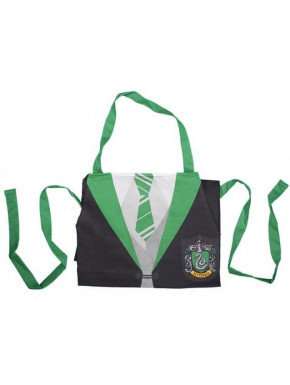 Delantal Harry Potter Slytherin Túnica