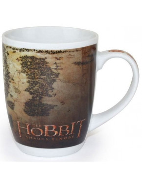 Taza Tierra Media El Hobbit
