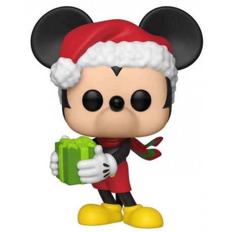 Funko Pop! Mickey Mouse Navideño Disney 90 Aniversario