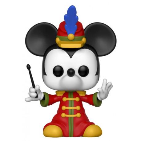 Funko Pop! Mickey Mouse Banda de Música Disney 90 Aniversario