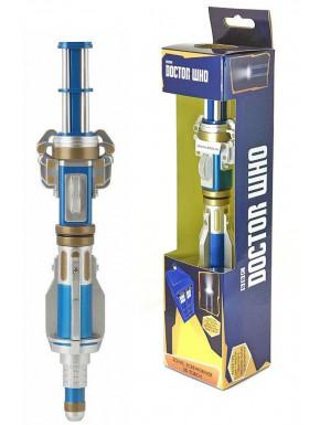 Linterna Réplica Destornillador Sónico Doctor Who 12th Doctor