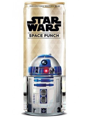 Refresco Star Wars Space Punch R2-D2