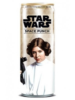 Refresco Star Wars Space Punch Leia