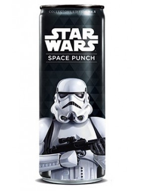 Refresco Star Wars Space Punch Trooper