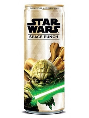 Refresco Star Wars Space Punch Yoda