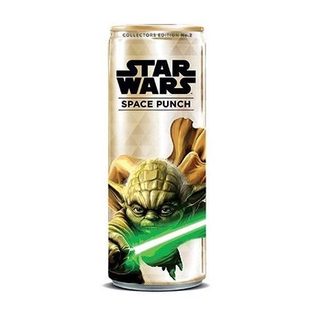 Refresco Star Wars Space Punch Yoda