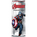 Refresco Avengers Powerfruit Punch Capitán América