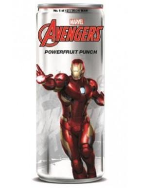 Refresco Avengers Powerfruit Punch Iron Man