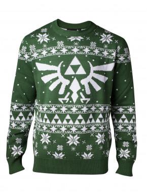 Jersey invierno Zelda trifuerza