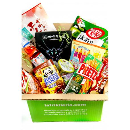 Caja Gourmet Otaku Edition