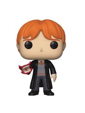 Funko Pop! Ron Weasley con aullador