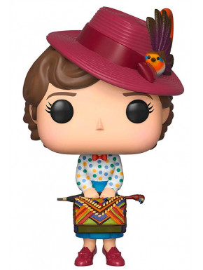 Funko Pop! Mary Poppins con bolsa