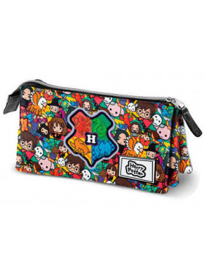 Estuche Neceser Harry Potter kawaii