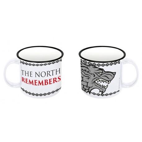 Taza Juego de Tronos The North Remembers