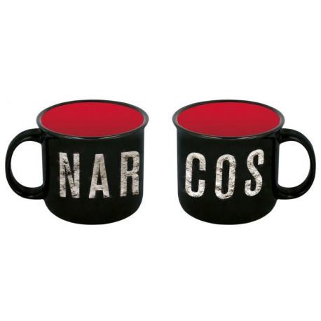 Taza Narcos Logo