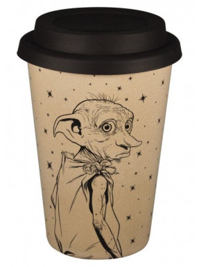 Vaso de Viaje Harry Potter Dobby Is a Free Elf