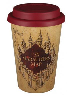 Vaso de Viaje Harry Potter Mapa del Merodeador