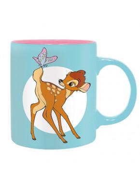 Taza Bambi Mariposa Disney