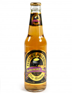 Cerveza de Mantequilla Harry Potter Flying Cauldron