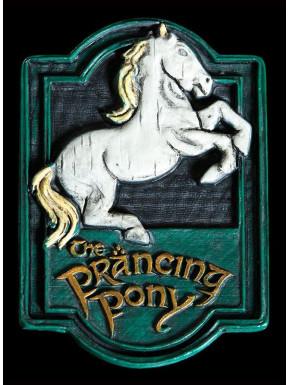 Imán Deluxe Pony Pisador El Señor de los Anillos