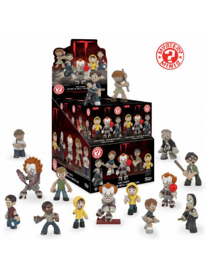 Figura sorpresa It 2018 Funko Mystery Mini