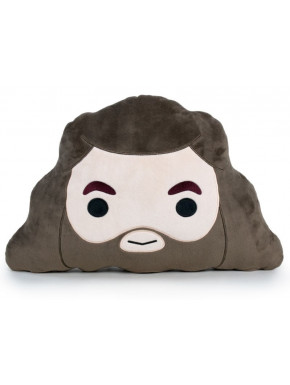 Cojín Hagrid Harry Potter Kawaii Face 36 cm