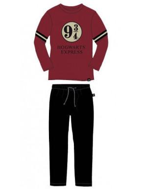 Pijama Harry Potter Andén 9 y 3/4 Logo