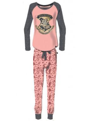 Pijama chica Harry Potter Hogwarts