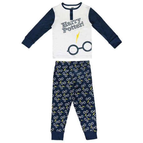 Pijama Niño Harry Potter Icon