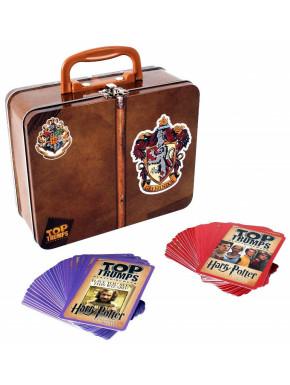 Juego de cartas Harry Potter Top Trumps Gryffindor Maleta