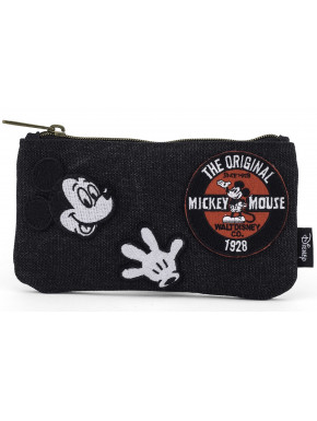 Estuche Loungefly Mickey Mouse Vintage Disney