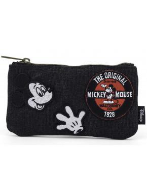 Estuche Loungefly Mickey Mouse Vintage Disney