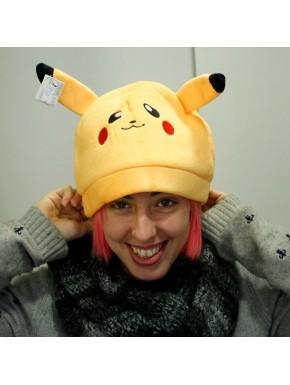 Gorro cosplay de Pikachu