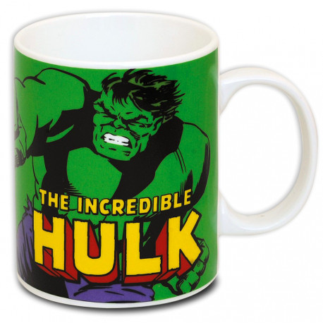 Taza Hulk Marvel Classic