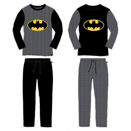 Pijama Largo Batman Logo DC Comics