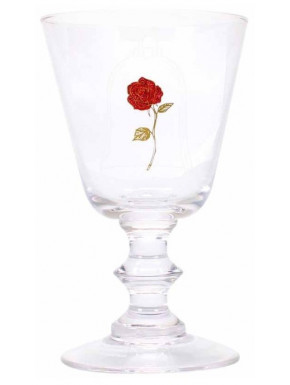 Copa Rosa Encantada La Bella y la Bestia Disney