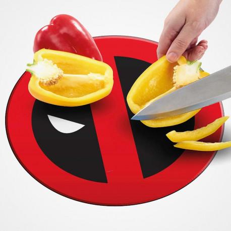 Tabla de cortar Deadpool Marvel Icon