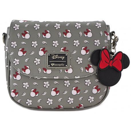 Bolso Bandolera Minnie Mouse Disney Loungefly