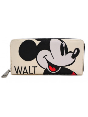 Cartera Billetera Mickey Mouse Disney Classic Loungefly