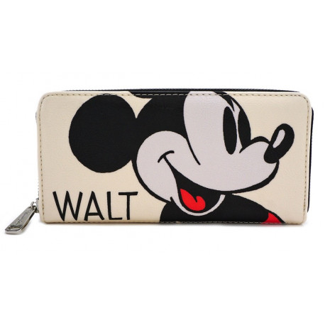 Cartera Billetera Mickey Mouse Disney Classic Loungefly