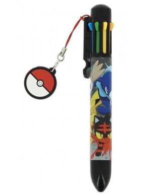 Bolígrafo Multicolor Pokemon Pokeball