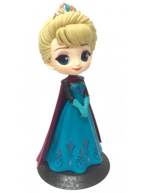 Figura Elsa Disney Banpresto Q Posket 14 cm