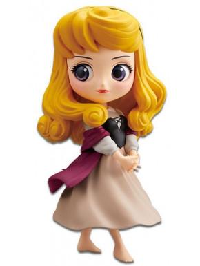 Figura Aurora Bella Durmiente Disney Banpresto Q Posket 14 cm