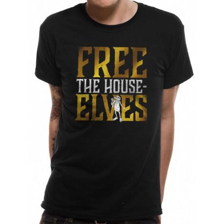 Camiseta Harry Potter Dobby Free The House Elves